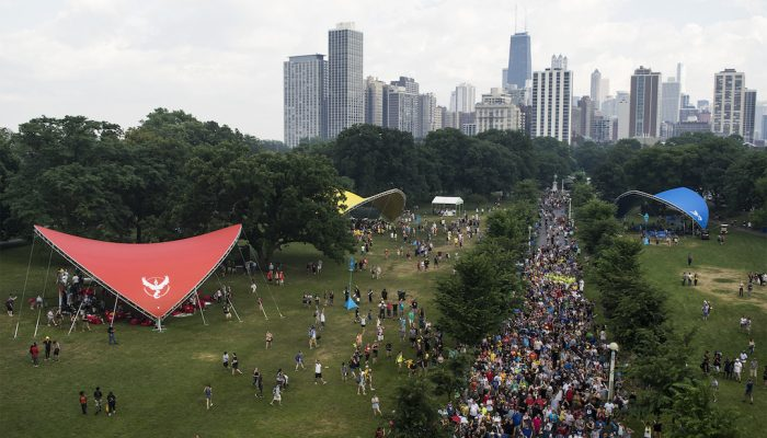 Niantic: 'Thank You for an Incredible Pokémon Go Fest, Chicago!'