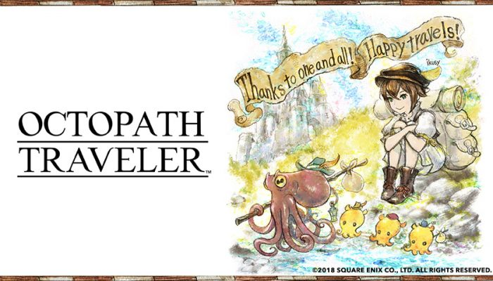 NoA: 'A note from the developers of Octopath Traveler'