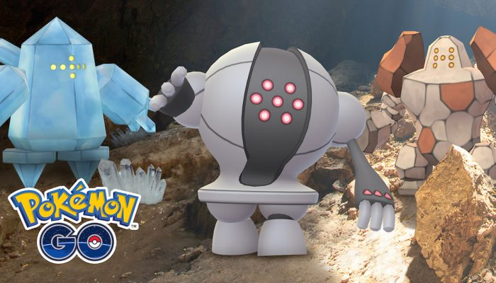 Niantic: 'The Legendary Pokémon Regice Is Ready for Bone-Chilling Raid Battles!'