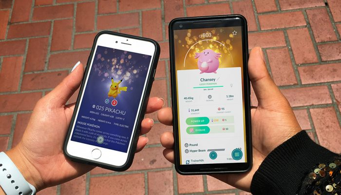Niantic: 'Lucky Pokémon Are Ready for a New Adventure!'