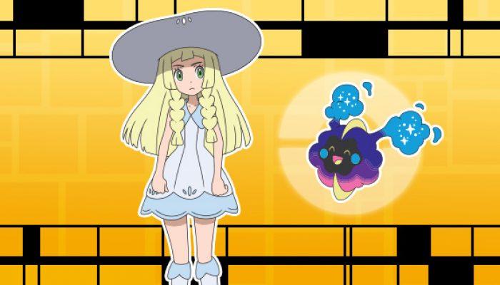 Pokémon: 'Trainer Spotlight: Lillie'