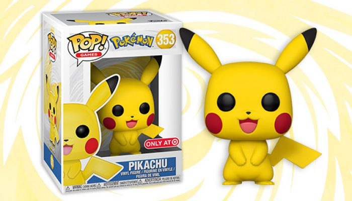 Pokémon: 'Pikachu Arrives as a Funko Pop!'