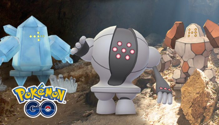 Pokémon: 'Tips to Steel Yourself Against Registeel!'