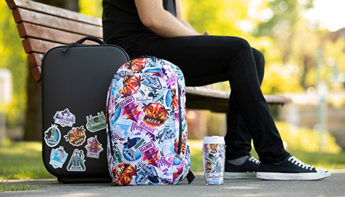 Pokémon: 'Trendy Travel Goods for Trainers'