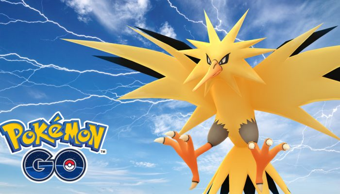 Niantic: 'Unlock Zapdos Day during Professor Willow's Global Challenge!'