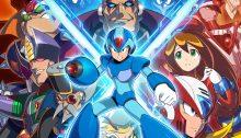 Media Create Top 20 Mega Man X Legacy Collection 1 & 2