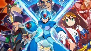 Media Create Top 50 Mega Man X Legacy Collection