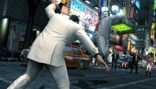 Media Create Top 20 Yakuza 3