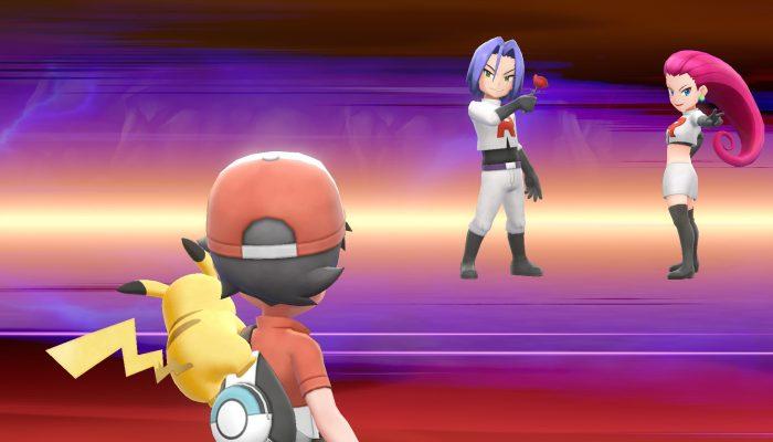 Nintendo France : 'La Méga-Évolution dans Pokémon : Let's Go, Pikachu et Pokémon : Let's Go, Évoli, et plus encore !'