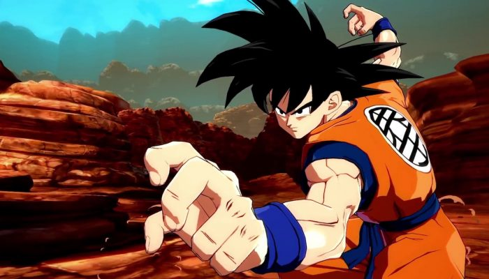 Dragon Ball FighterZ – Goku Character Trailer