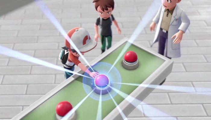 Pokémon : Let's Go, Pikachu & Let's Go, Évoli – Bande-annonce Explorez le monde du jeu