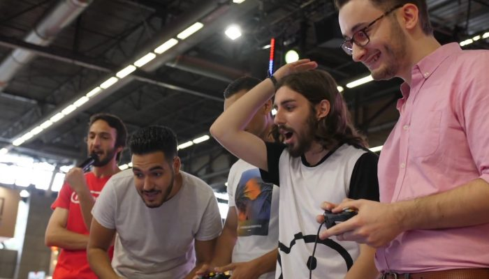 Super Smash Bros. Ultimate – Paroles de pros à Japan Expo 2018
