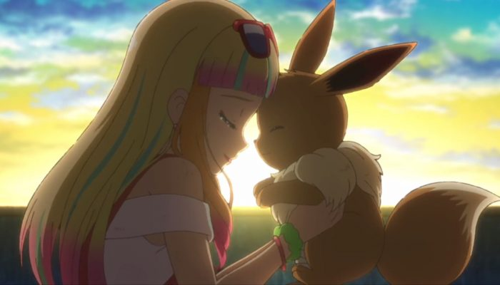 Pokémon the Movie: The Power of Us – Teaser Trailer