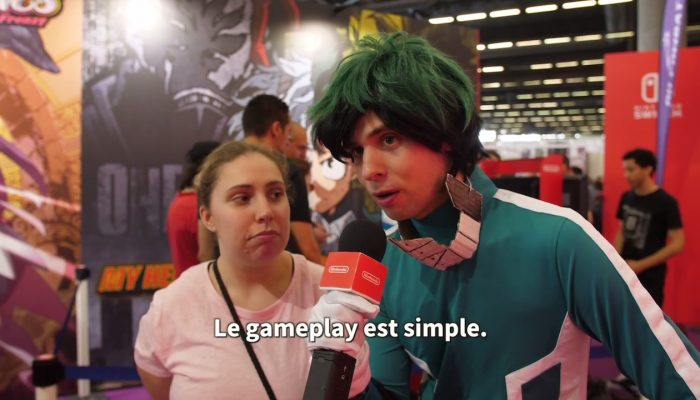 My Hero One's Justice – PLUS ULTRA !!! à Japan Expo 2018
