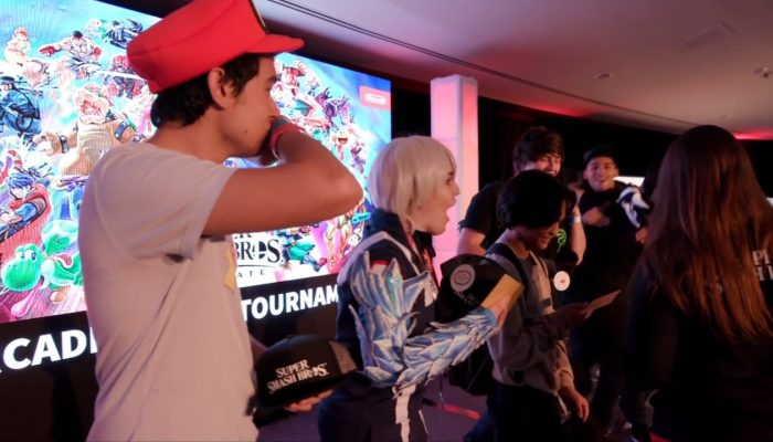 Super Smash Bros. Ultimate Arcadian Teen Tournament