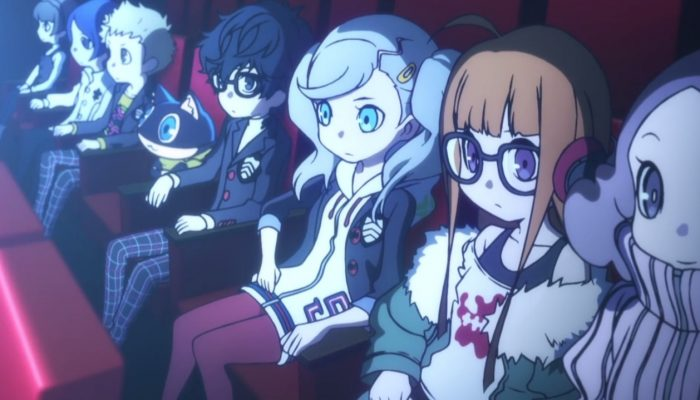 Persona Q2: New Cinema Labyrinth – Japanese Reveal Commercial