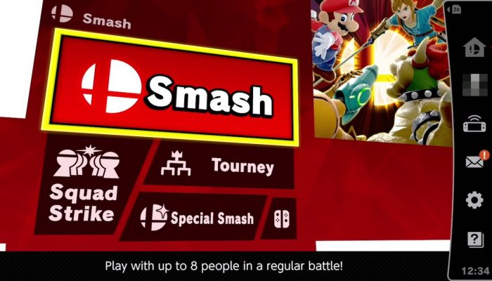 Super Smash Bros. Ultimate Direct 8.8.2018