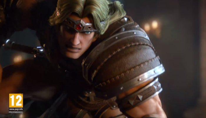 Super Smash Bros. Ultimate – Vampire Killer Trailer
