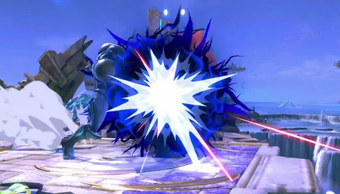 Super Smash Bros. Ultimate – Dark Samus Fighter Showcase