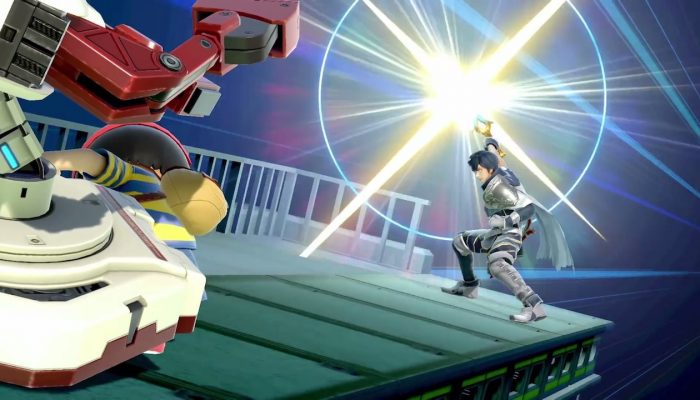 Super Smash Bros. Ultimate – Chrom Fighter Showcase