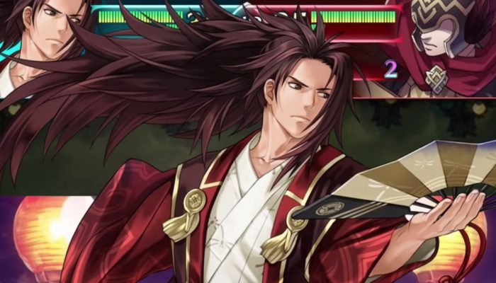 Fire Emblem Heroes – Special Heroes (Festival in Hoshido) Trailer