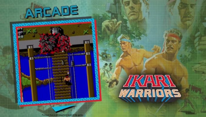 SNK 40th Anniversary Collection – Ikari Trilogy Trailer