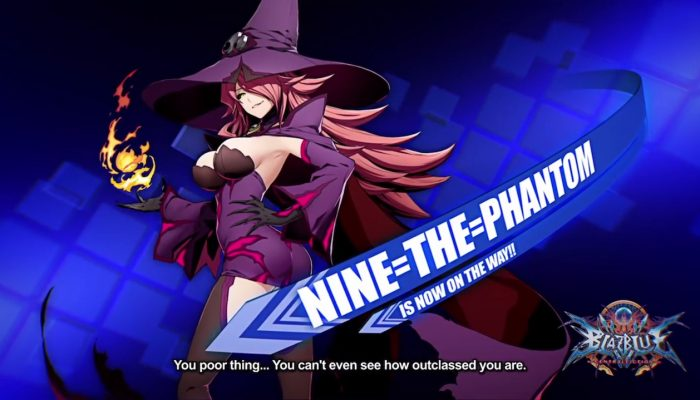 BlazBlue Cross Tag Battle – Character Pack 4-6 English Reveal Trailer