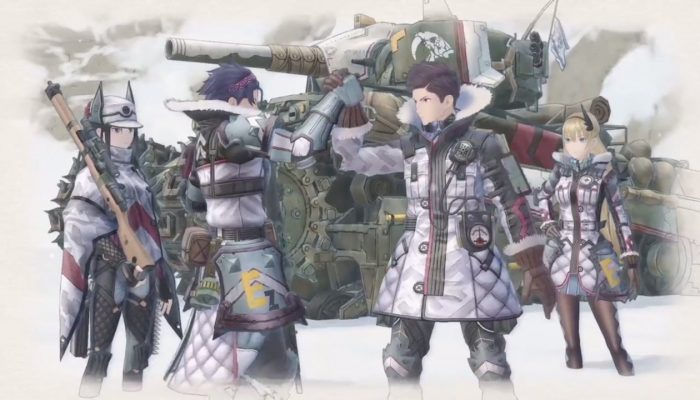Valkyria Chronicles 4 – Japanese Nintendo Switch Web Commercial