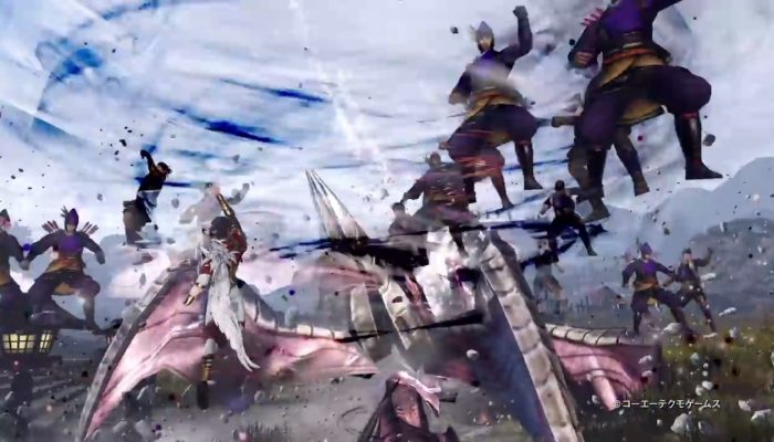 Warriors Orochi 4 – Japanese Ares Action Trailer