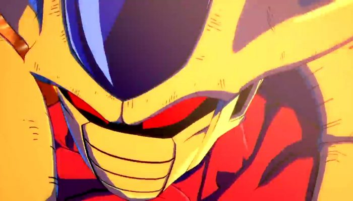 Dragon Ball FighterZ – Japanese Cooler Character Trailer