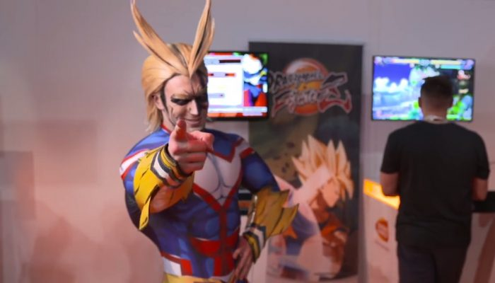 My Hero One's Justice – Reactions at E3 & Anime Expo 2018