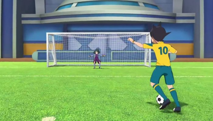 Inazuma Eleven Ares – Japanese Soccer Classroom Footage
