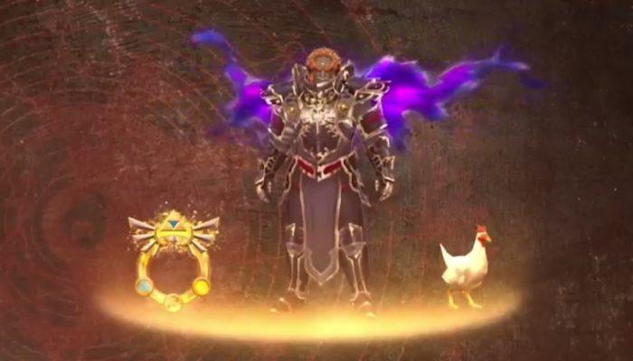 Play like Ganondorf in Diablo III Eternal Collection