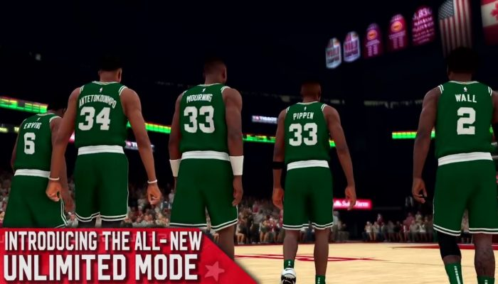 NBA 2K19 – MyTEAM Trailer