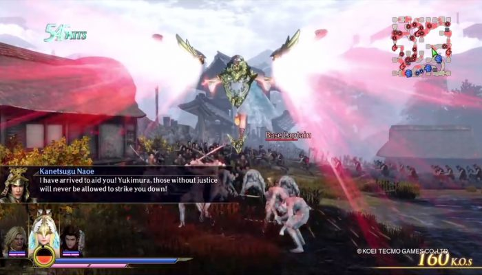Warriors Orochi 4 – New Character Highlight Trailer