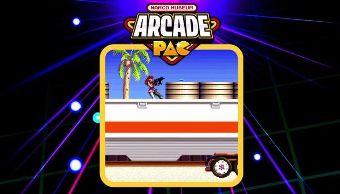 Namco Museum Arcade Pac – Arcade Classics on the Go