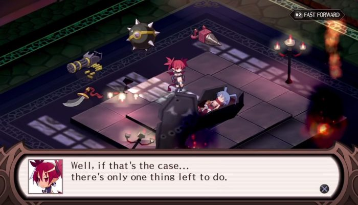 Disgaea 1 Complete – Did I… kill him?