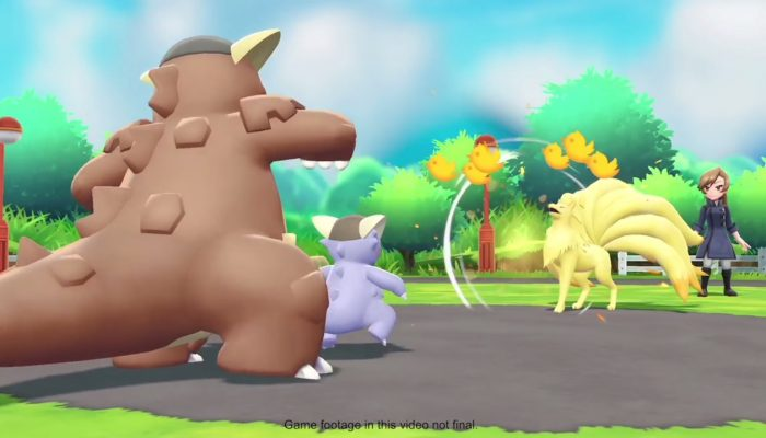 Pokémon: Let's Go, Pikachu! & Let's Go, Eevee! – Sneak Peek: Unleash the Power of Mega Kangaskhan and Mega Gyarados!