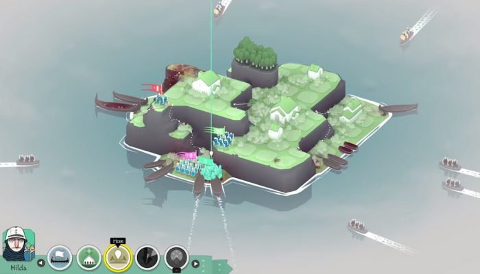 Bad North – Launch Trailer