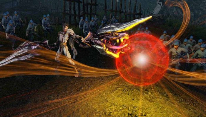 Warriors Orochi 4 – Japanese Ares and Odin Screenshots