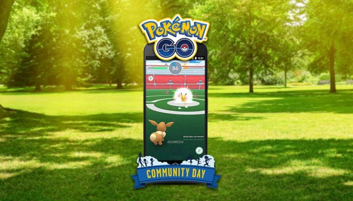 Last Resort as Eevee's exclusive move for July's Pokémon Go Community Day