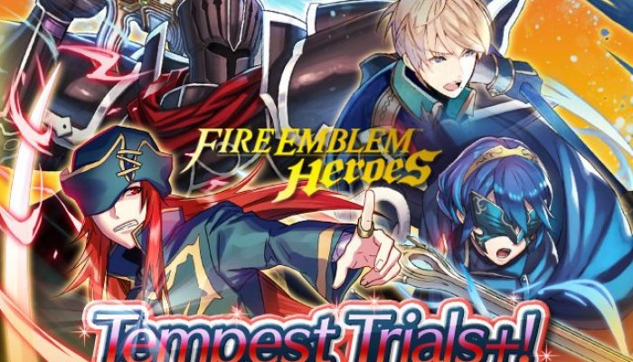 Tempest Trials+ Chaos Named in Fire Emblem Heroes