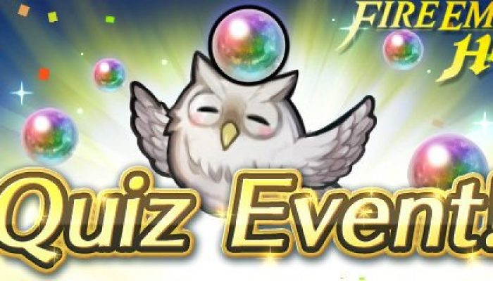 Feh's Summer Quiz for Fire Emblem Heroes