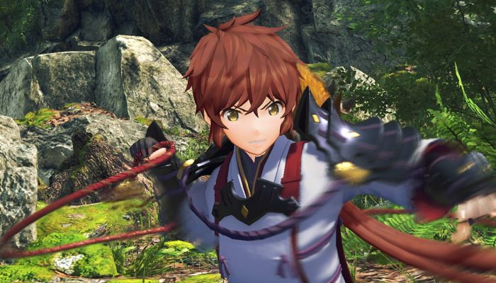 Lora in Xenoblade Chronicles 2 Torna The Golden Country