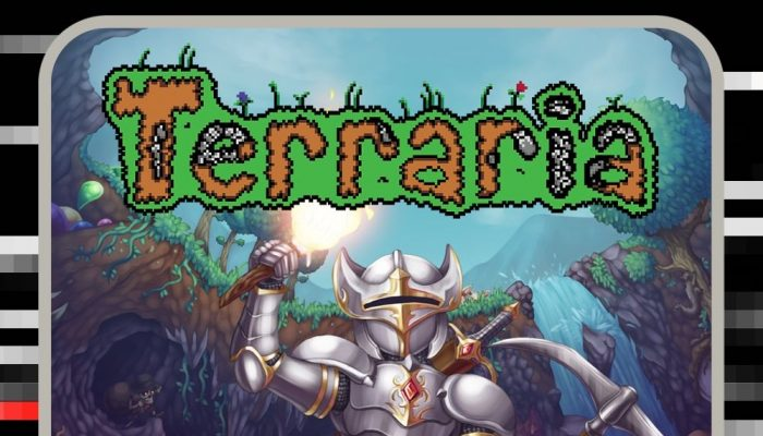 Terraria is coming to Nintendo Switch