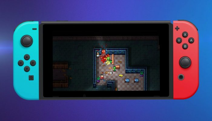 Streets of Rogue announced for Nintendo Switch