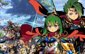 Media Create Top 50 Etrian Odyssey X