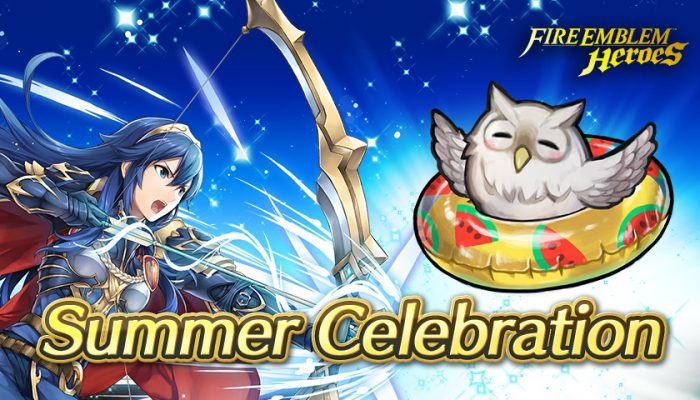 NoA: 'Fire Emblem Heroes: Feh's Summer Celebration'