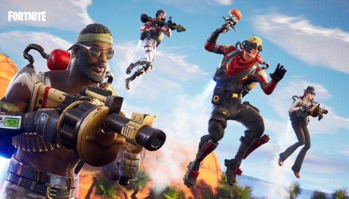 Fortnite: 'v5.10 Content Update'