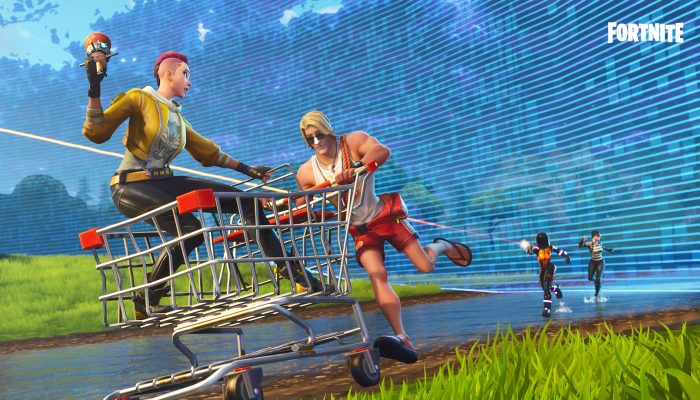 Fortnite: 'v5.20 Patch Notes'